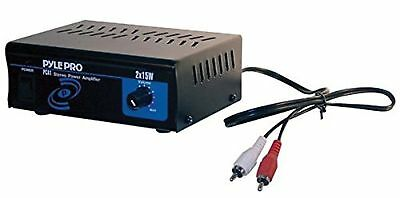 Pyle Home PCA1 30-Watt Stereo Mini Power Amplifier PCA1 Mini Amp NEW