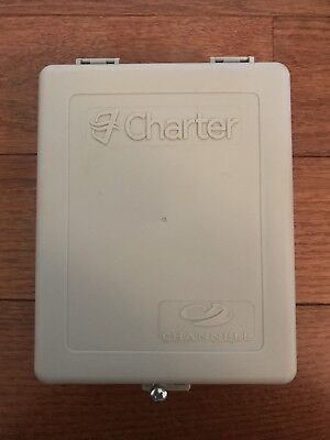 Chapter Cable Channel Outdoor Telephone Enclosure