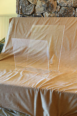 Art display Acrylic rack -clear
