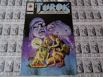 Turok Dinosaur Hunter (1993) Valiant - #4, Shades of Yesterday Part 1, VF+