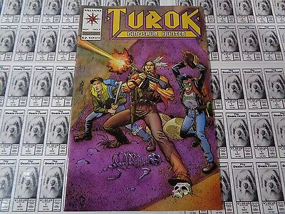 Turok Dinosaur Hunter (1993) Valiant - #5, Shades of Yesterday Part 2, VF+