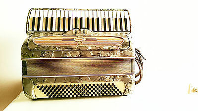 AMATI Vintage Accordion - HANDICRAFT -  Made in Italy