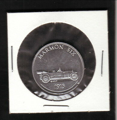 1969 Sunoco Antique Car Coin--1913 Marmon Six