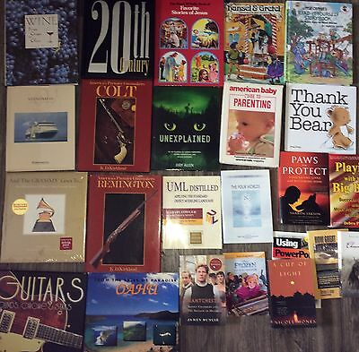 HUGE BOOK LOT! 500+ Books! Amazon Sellers! Children's, Self Help, Text Books +++