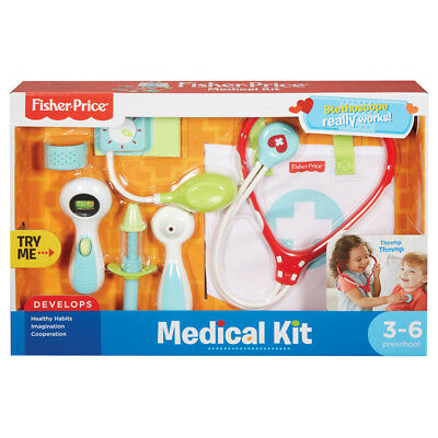 Fisher-Price Medical Kit - NEW