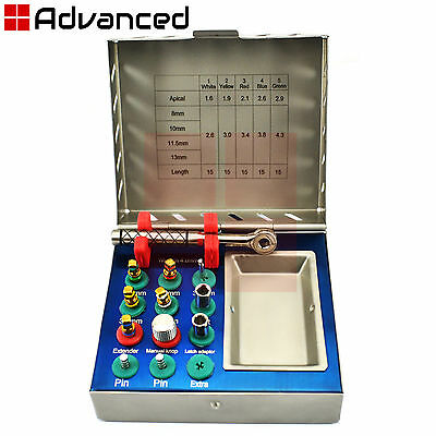 New Dental Bone Expander Screws Kit Sinus Lift Surgical Implant Instruments