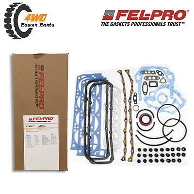 Felpro Full Gasket Set Kit Ford 302-351 Cleveland 2V & 4V AFS8347PT