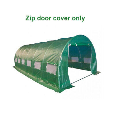 Polytunnel Cover 6m x 3m Galvanised Pollytunnel Tunnel Greenhouse Green House