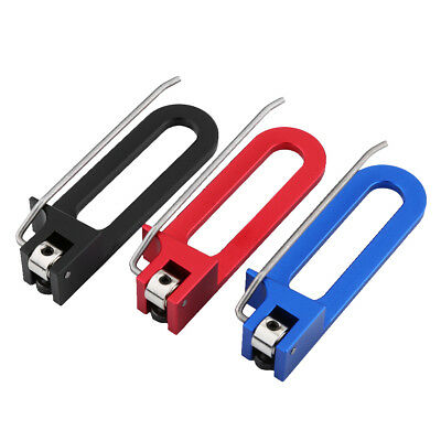 Archery Recurve Bow Magnetic Arrow Rest W/ Adjustable Wrench For Right Hand BT