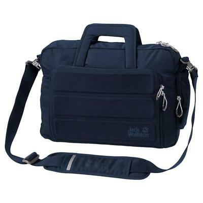 Jack Wolfskin Werrington 2005041 Notebooktasche midnight blue *UVP 79,99