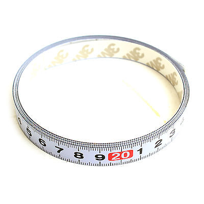 Adhesive Backed Measuring Steel Tape 1M 2M 3.5M
