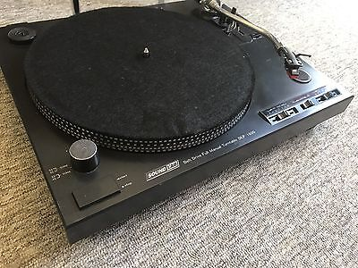 Soundlab Dlp1600 Turntable Hifi Separate Record Player Dj
