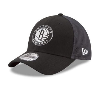 New Era 39Thirty 2017 Nba Draft On Court Collection Brooklyn Nets