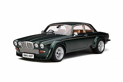 "1:18 GT Spirit GT135 Jaguar XJ12 Coupe Broadspeed ""The New Avengers"" Green"