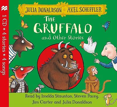 The Gruffalo and Other Stories CD by Julia Donaldson (Other book format, 2017)