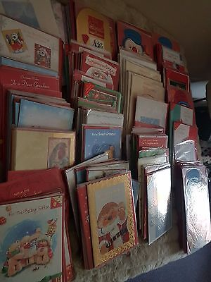 APPROX 300 Top Quality Mixed Greeting Wholesale Joblot CHRISTMAS Cards