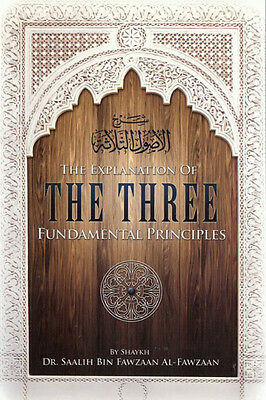 The Explanation of the Three Fundamental Principles (Paperback)