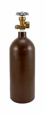 Hot Max 23202 20 Cubic Foot Argon/CO2 Tank - Empty