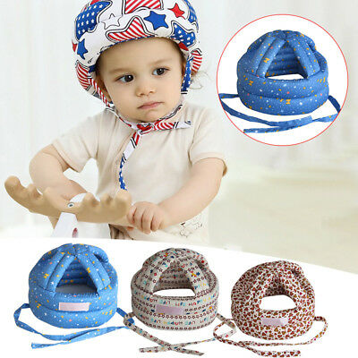 Baby Toddlers Head Protective , Adjustable Infant Safety Cap Helmet For Baby