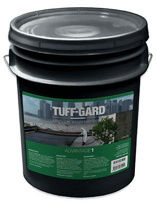 5 Gallon Tuff-Gard - Rubberized Coating, Worlds Best, Eco-Friendly, Cold Applied