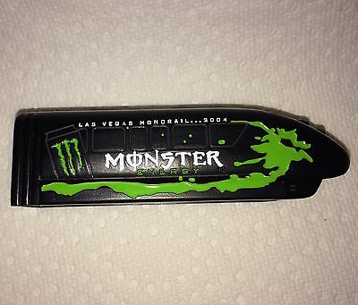 ❎MONSTER ENERGY DRINK❎ Monorail 2004 Diecast Metal Scale Model EXTREMELY RARE ❗️