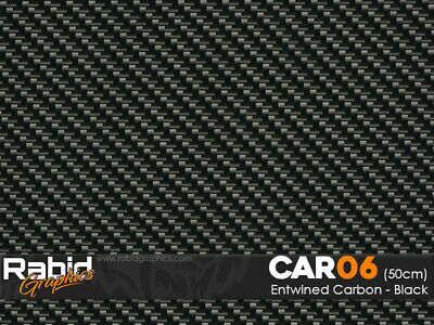 Hydro Dipping Hydrographics Standard Home Starter Kit - Carbon Fibre 6 (CAR06)