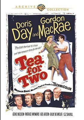 TEA FOR TWO (1950 Doris Day)  (DVD) UK compatible sealed