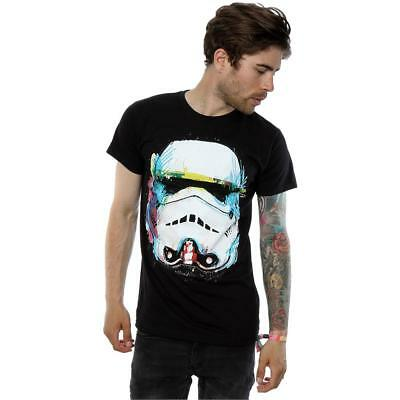 Official Licensed - Star Wars - Stormtrooper Command Art T Shirt - Vader Jedi