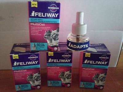 Lot de 2 Feliway 60 days