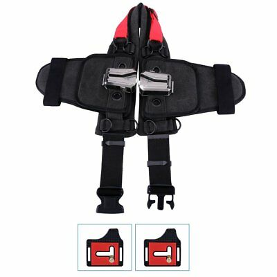 Eggsnow Camera Waist Belt Holster,Waist Strap with 2 Removable Metal Buckle for