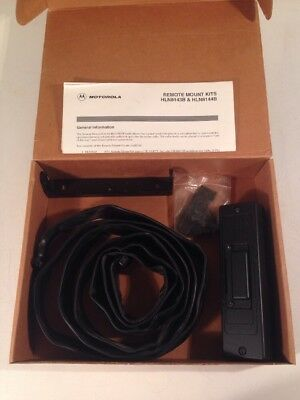 Motorola NOS GM300 Mobile Radio Remote Mount Kit 8ft HLN8144B