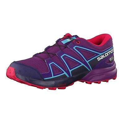 Salomon Kinder Trail Running Schuhe Speedcross CSWP J