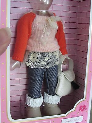 """Lori by Our Generation 6"""" Doll Lovely Lace Clothes Clothing Outfit Set NEW n Box"""