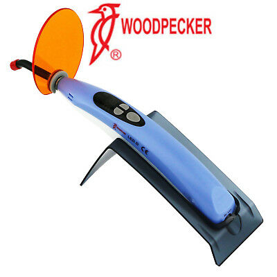 Woodpecker Dental LED Wireless Curing Light Lamp LED D FDA/CE 100% Original