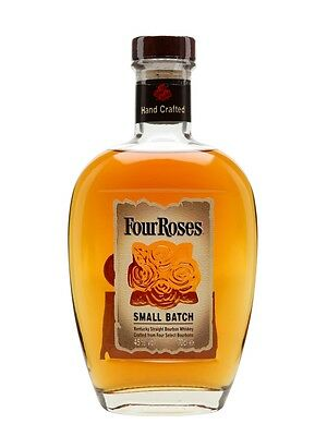 Four Roses Small batch Kentucky Bourbon Whiskey 700ml