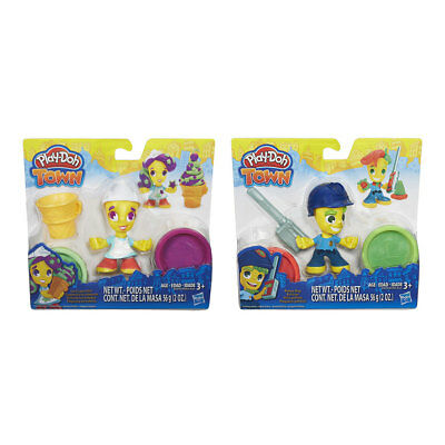 Play-Doh Town Figure - Assorted - NEW