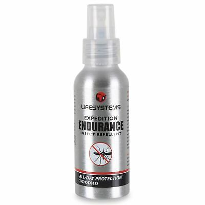 Lifesystems Expedition Endurance Insect Repellent Spray - 100ml