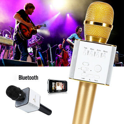 Q7/Q9/K088/K068 Wireless Bluetooth KTV Karaoke Microphone Singing Player Mic KW1