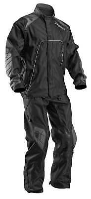 New Thor-MX Outer Layer Range Adult Water Resistant Pants, Black/Charcoal, US-28