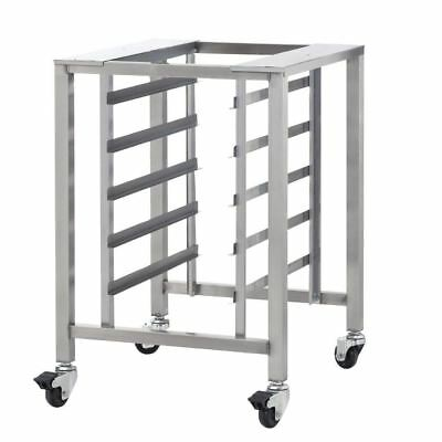 Turbofan by Moffat Stainless Steel Stand Tray Racks Fits GE762 SK33 Wheeled