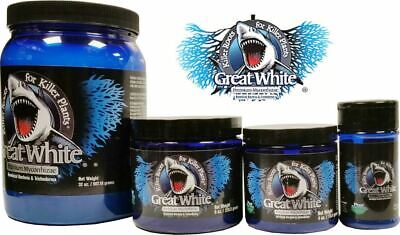 Great White Premium Mycorrhizae Strong Root Boost Plant Protection Bacteria RARE
