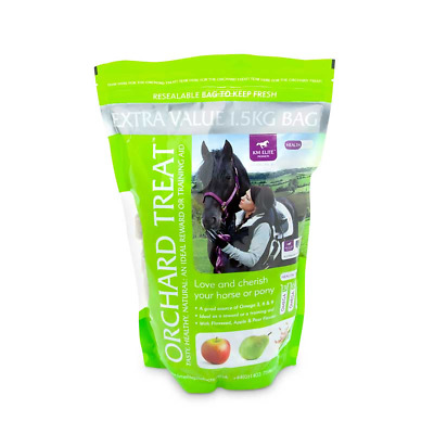 KM Ultimate Orchard Horse Treats 1.5kg