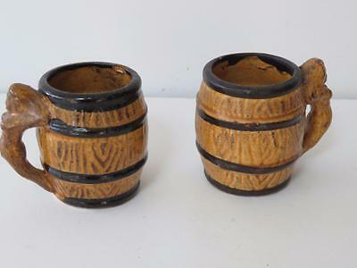 Vintage Ceramic  Toothpick Holders Made in Japan 3 to Offering