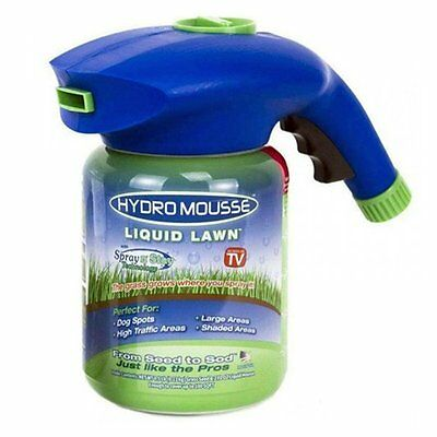 Professional Home Garden Lawn Hydro Mousse Household Hydro Seeding System VC