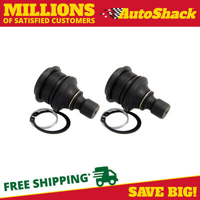 Pair of Front Lower Ball Joints fits 04-09 Nissan Quest 03-09 Nissan Murano