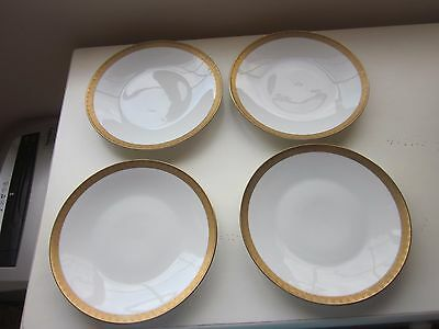 """Mitterteich  Salad/Dessert  Plates 7 3/4"""" Set of 4 more available"""