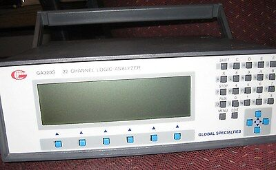 Global Specialties GA320S 32 Channel Logic Analyzer