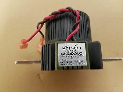 Gigavac MX14-013 400 Amp 12VDC coil power relay