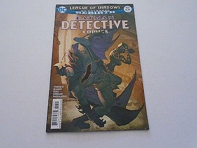 Detective Comics 953 (DC Comics) May 2017 BATMAN DC UNIVERSE REBIRTH