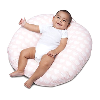 Boppy Newborn Lounger , Pink Hearts , Nice Gift , FREE N FAST SHIPPING , NEW